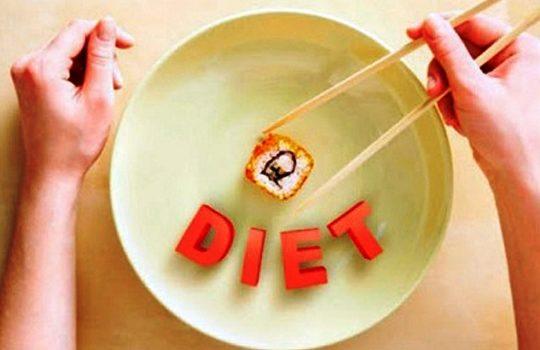 Macam Diet untuk Menurunkan Berat Badan